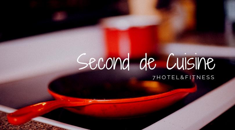 Second De Cuisine Dr Rn Groupe